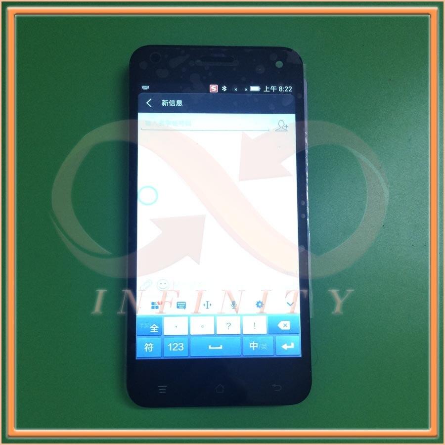 imágenes para En stock 100% Probado LCD Para GIGABYTE GSmart Guru G1 LCD Display + Touch Screen Asamblea del Reemplazo de Cristal Del Panel