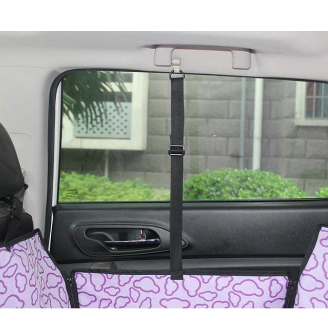 Hgih Safety Waterproof Pet Mats Hammock Protector Rear Back Cat Dog Car Mat Seat Cover Long Oxford Fabric Free Shipping