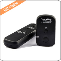 YP 860 2 4GHz Wireless Shutter Release Timer Remote Control For Canon 7D 5D Mark I