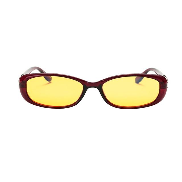 Gafas De Mujer Bloqueo Sol Goggle Luz Azul Para SUzVpM