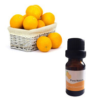 MIYUELENI 10ml/Pcs Nature Organic Orange Fragrance Aromatherapy Essential Oil For Diffuser Humidifier SPA Oil Skin Care Essential Oil