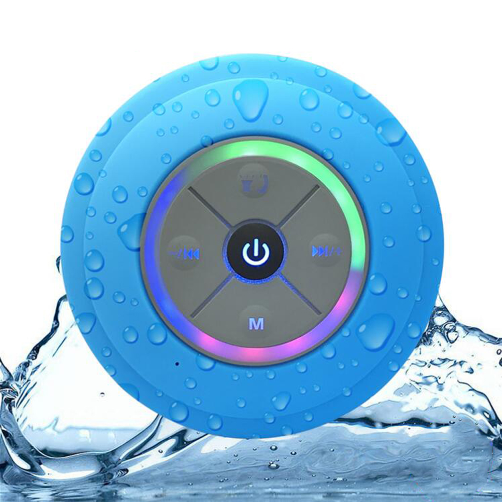 Waterproof Wireless Speaker Portable Subwoofer Speakers Radio Fm Music Receiver <font><b>Altavoz</b></font> <font><b>Bluetooth</b></font> For Smartphones MP4 Mp3 Player