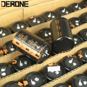 Image 2 - 2 pièces ELNA pour condensateur audio 10000uf 80V pour bricolage amplificateur de puissance dac CD préamplificateur livraison gratuite