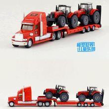 Siku 1857 Высокая симуляция трейлер грузовик, высококачественные автомобили, 1: 87 масштаб сплава автомобили, трактор, МАИ Сай Фергюсон