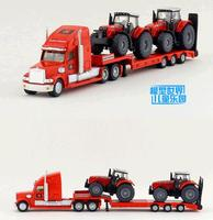 Siku 1857 High simulation Trailer truck,high quality cars,1:87 Scale alloy cars, tractor ,Mai Sai Ferguson,free shipping