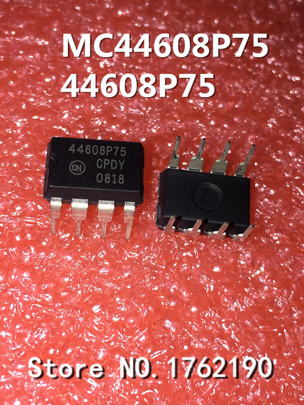 Special Section 5pcs/lot 44608p75 Mc44608p75 Dip-8 Switching Power Pulse Width Modulation Circuit 2019 New Fashion Style Online Integrated Circuits Electronic Components & Supplies