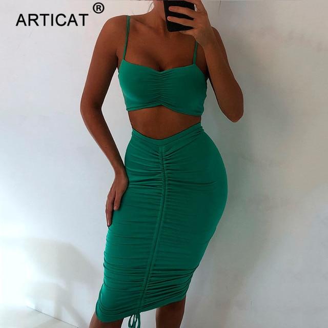 Трикотажное платье-двойка | Aliexpress