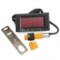 Cumulative Type Counter DC 5V Magnetic Induction Digital Counter For Punch Punch Theft Device Automatic Doors