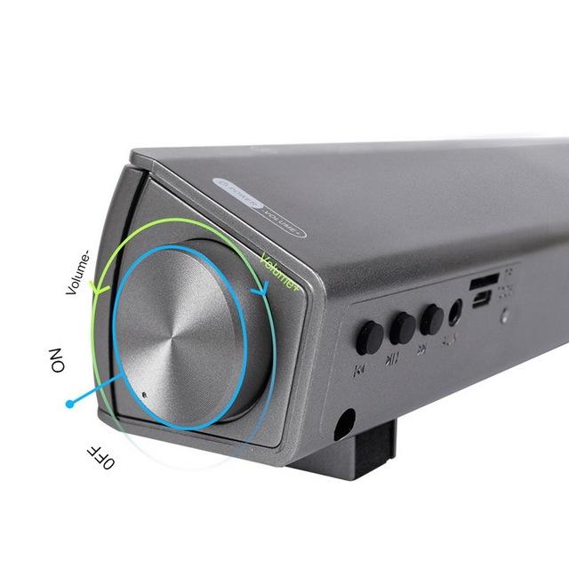 MXPOKWV 2X5W lp-08 Wireless Subwoofer Bluetooth Speaker