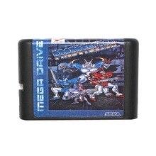 Sega MD carte de jeu-Probotector pour 16 bits Sega MD jeu Cartouche Megadrive Genesis système