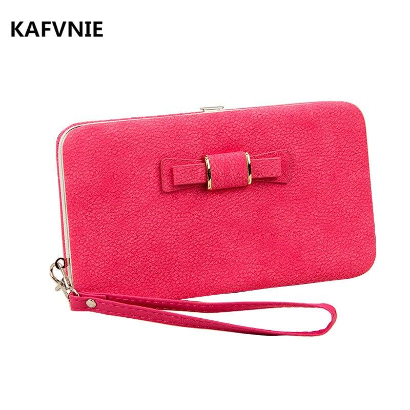 Long section Vintage Women Wallets Female Wallets Wristlet Big Womens Wallets Purses mini bag Clutch Bag Ladies Coin Purses