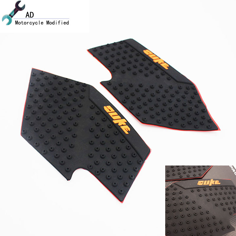 Motorcycle 3D Tank Pad Protector Stickers Decal Gas Knee Grip Traction Pad Side M3 For KTM DUKE 200 390 12 13 14 15 16 Bike ! bjmoto for ktm duke 390 200 125 motorcycle tank pad protector sticker decal gas knee grip tank traction pad side