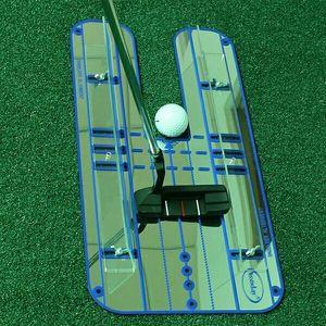 Image 3 - Зеркало для гольфа, тренировка, выравнивание, Eyeline, новый тренировочный тренажер, портативный