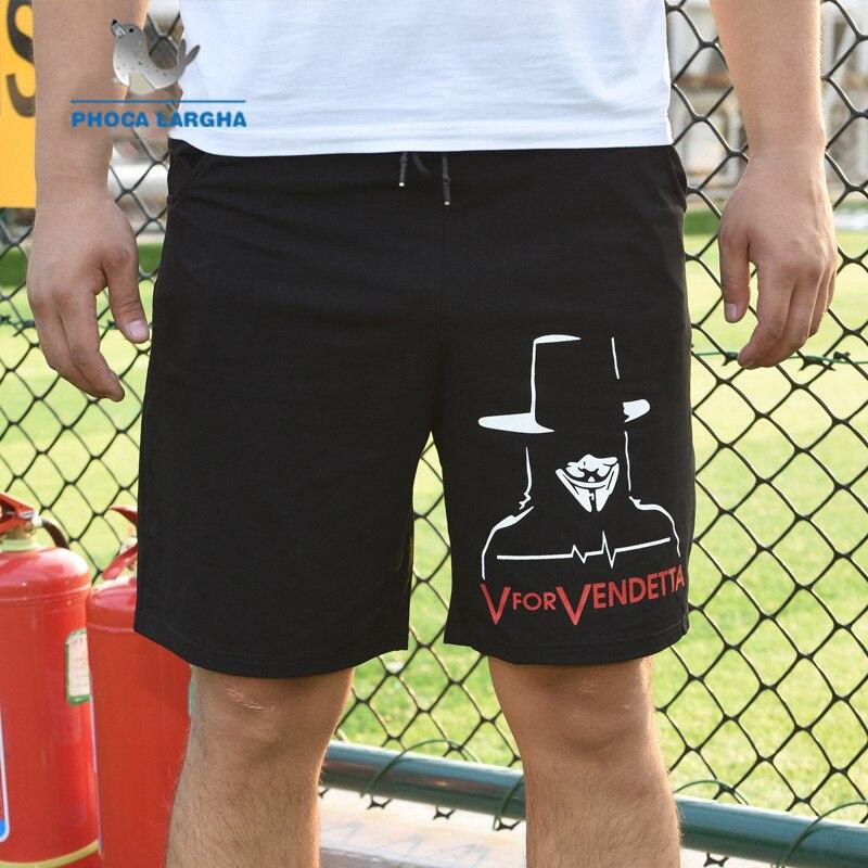 Herrenbekleidung & Zubehör Neue Mode Männer Sporting Beaching Shorts Charakter Drucken Jogginghose Lose Kurze Jogger Casual Männer Shorts Plus Größe 3xl-8xl