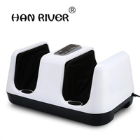 HANRIVER High quality thermal therapy of scratcher Foot massager Household automatic acupoint massage foot massager machine