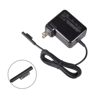 For Microsoft Windows Surface Pro 5 15V 2 58A EU US Traveling Tablet Power Adapter Charger