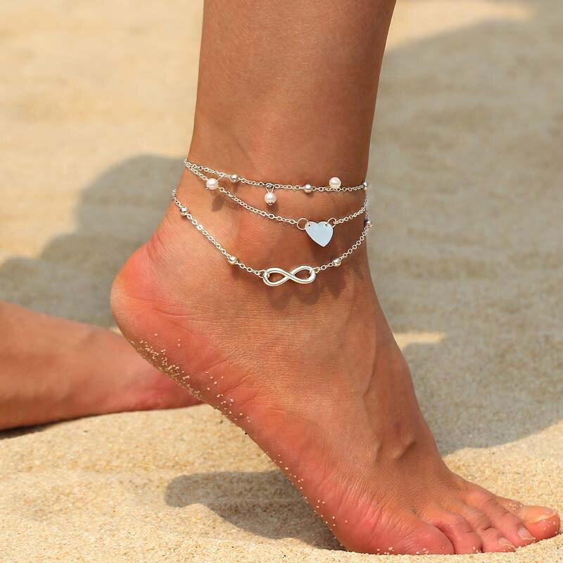 bracelet cheville large