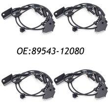 Новый 4 шт. 89543-12080 Передний Левый ABS Датчика Скорости Для Scion tC xB Toyota Prius V 8954312080,89543 12080