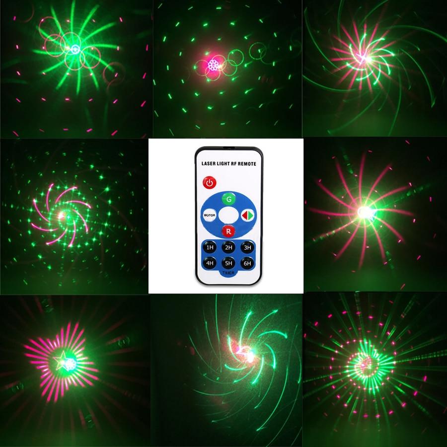 Thrisdar 20 Pattern Outdoor Christmas Laser Projector Lamp Waterproof Red Green Star Laser Spotlight Projector Light led star projector lamp