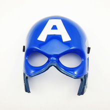 Halloween Mask Star Wars Super Hero Captain America LED Crazy Party Masks Cosplay Accessory Gift
