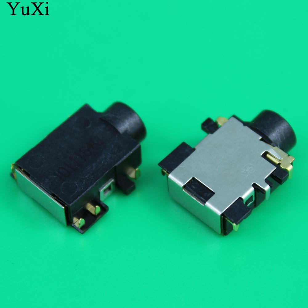 YuXi  Common Audio Interface Socket Widely Used For Acer For HP For  Lenovo Notebook Headphone Jack