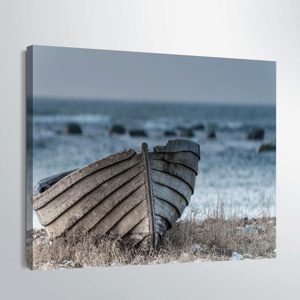 Online kopen Wholesale houten boot art uit China houten boot art ...