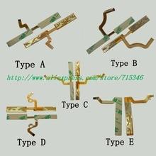 2 шт./Новая фокусировка объектива электрическая щетка гибкий кабель для TAMRON AF 17-50 мм 17-50 мм Запасная часть