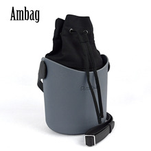 New Obag Style Ambag EVA Obag O Basket style with handles straps insert women shoulder bag messenger bag