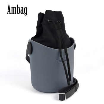 New Obag Style Ambag EVA Obag O Basket style with handles straps insert women shoulder bag messenger bag - DISCOUNT ITEM  14% OFF All Category