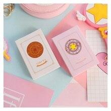 54 листа/Набор Аниме карты Captor Sakura Poker карты комиксы персонажа коллекция игральных карт рождественские подарки