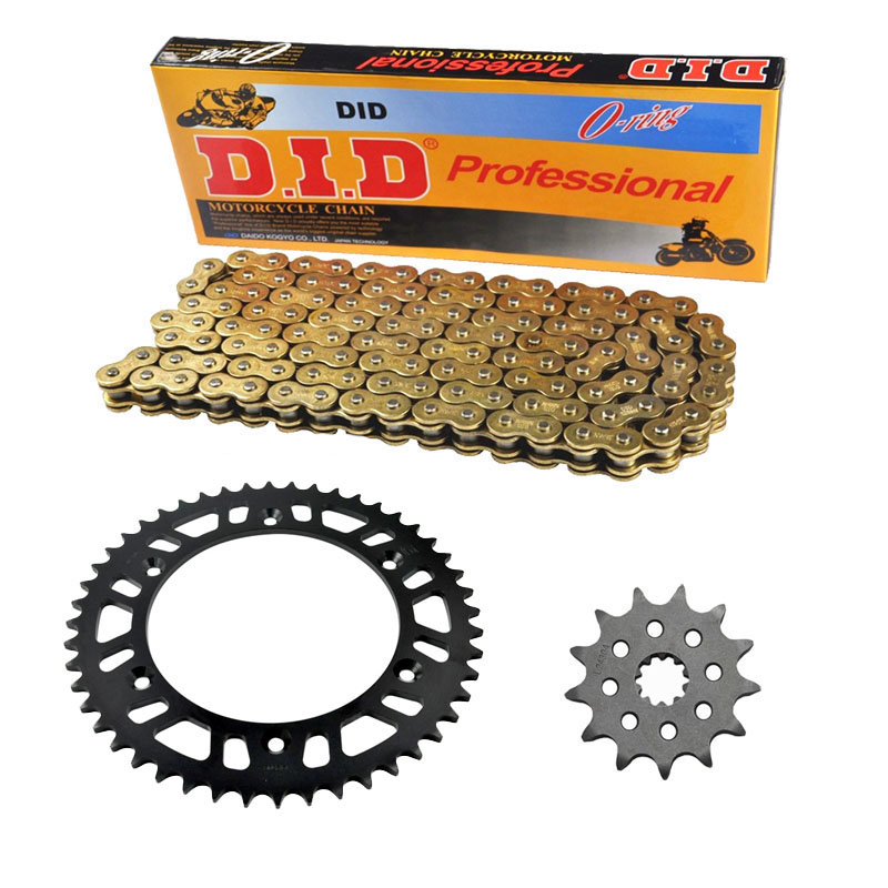 New Packing MOTORCYCLE 520 CHAIN Front & Rear SPROCKET Kit Set FOR Yamaha YZ125T/U/W/A/B/D/E/F/G/H/J/K,WR200R B,D,E цена 2016