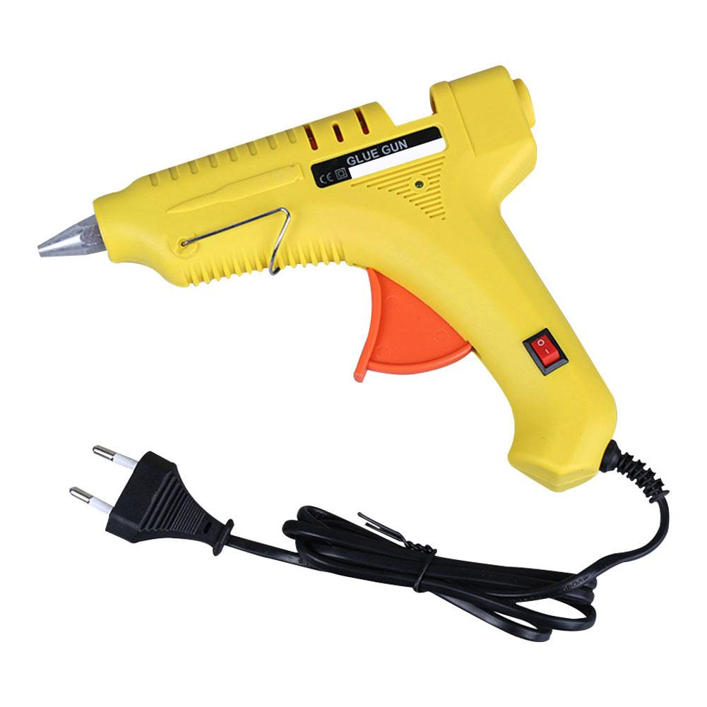 DIY Hot Melt Glue Gun 11mm Adhesive Stick Industrial Electric Silicone Guns Thermo Gluegun Repair Heat Tools