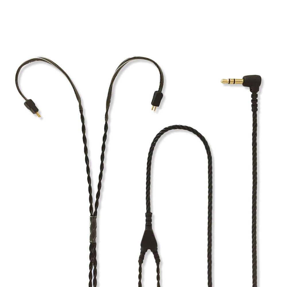 Mis à jour Écouteurs Câble Fil pour In-Ear Musicien Moniteurs adapte pour 1964 w4r um3x es3 es5 2 Pin Connecteur