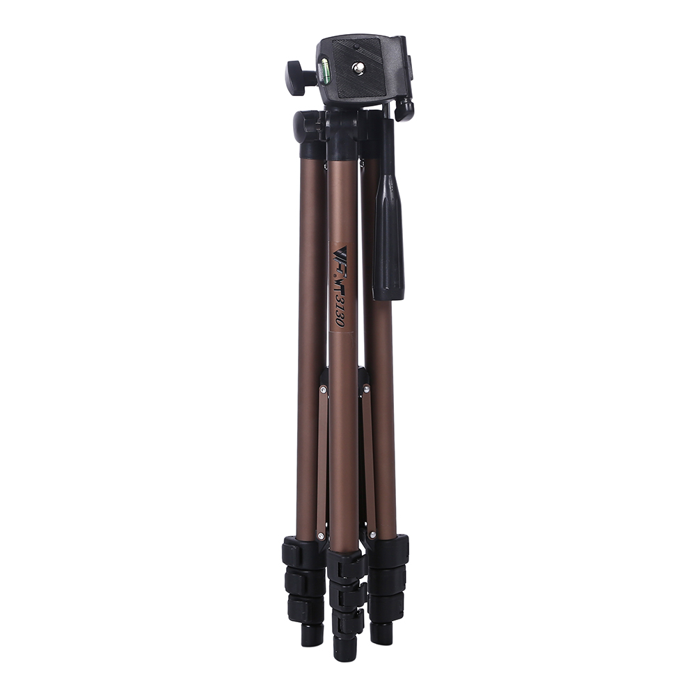 Profesional Camera Tripod Stand for Canon Nikon Sony DSLR Camera Camcorder Mini Protable Tripod For Phone Camera in Live Tripods from Consumer Electronics