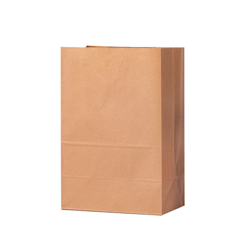 10pcs Kraft Paper Bags Food Tea Small Gift Bags Sandwich Bread Bags Party Wedding Supplies Wrapping Gift Takeout Take Out Bags Islamabad