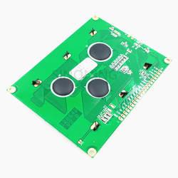 12864-5 В ЖК-дисплей дисплей с подсветкой голубого экрана с шрифт