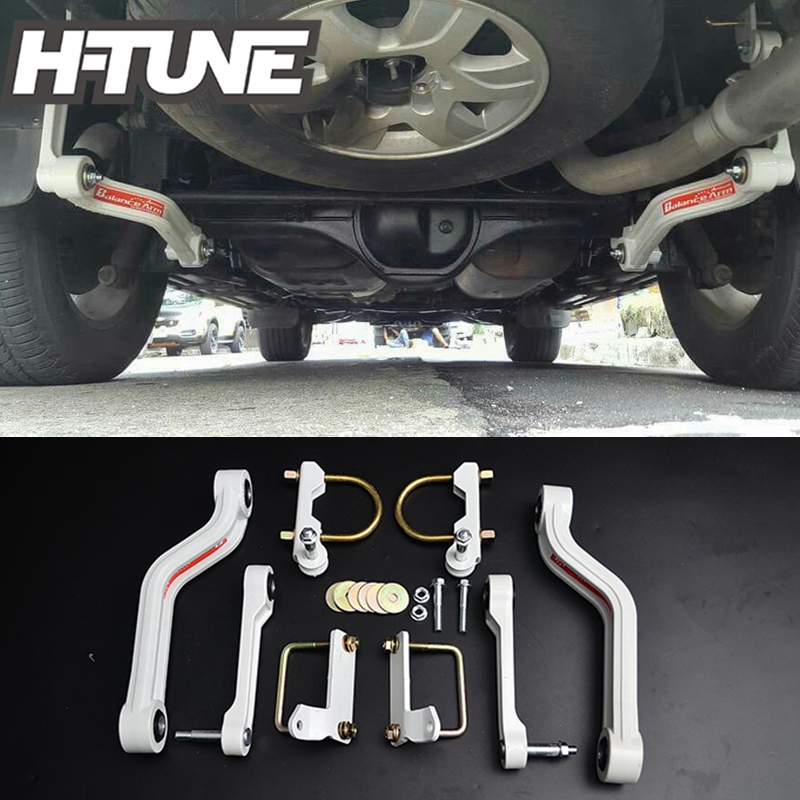 H-TUNE Rear Stabilizer Anti-Sway Balance Arm For SUV MUX wlring store new sway bar for honda 92 95 eg sub frame lower tie bar 24mm sway bar for civic integra 1994 2001