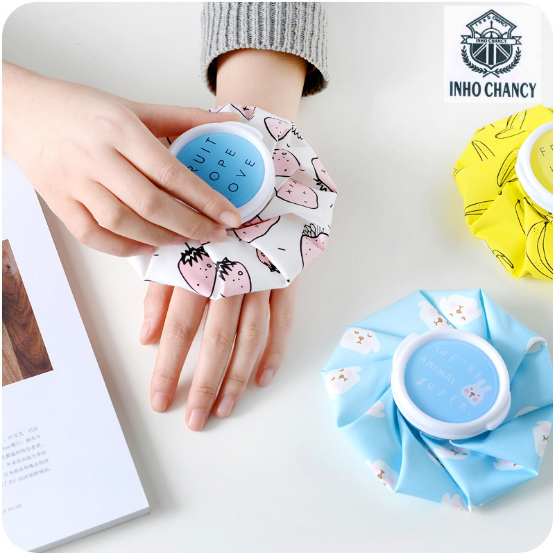 Creative small fresh cute mini ice packs cool cold bags ...