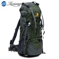 Best Large 70L Free Knight Professional CR System Climb Backpack Travel Camp Equipment Hike Gear Trekking