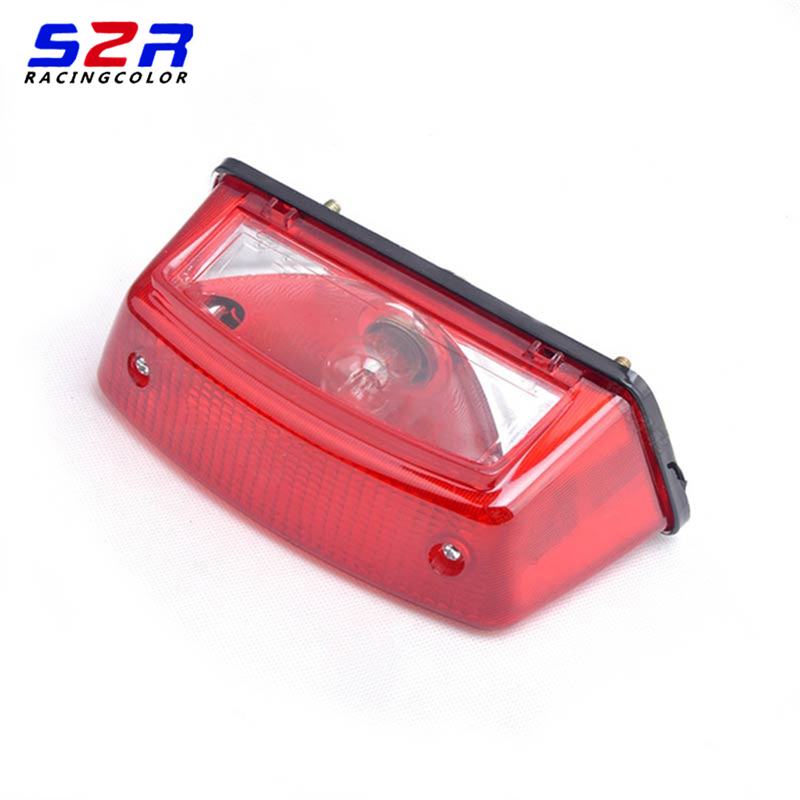 Motorcycle Tail Light For YAMAHA YBR125 YBR 125 2002-2013 Motorcycle Accessories YB125 Tail Light Unit Assy