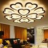 110 220v Aluminum Led Ceiling Light Lustre Abajur Luminaire Deckenleuchten Luzes De Teto Lampada De Led