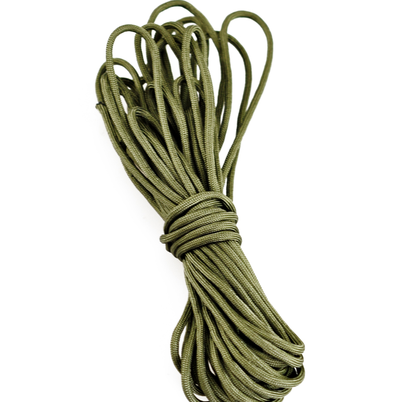 Nuevo 10M Paracord 550 Paracord Parachute Cord Lanyard Cuerda Mil Spec Type III 7 Strand Climbing Camping