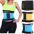 New 3 Colors Xtreme Thermo Power Hot Body Shaper Girdle Belt Waist Cincher Underbust Control Corset Waist Trainer Slimming Belly
