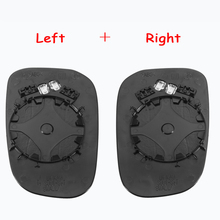 New Left Right Side Heated Door font b Exterior b font Rearview Mirror lenses Glass For