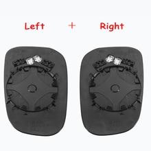 New Left & Right Side Porta Esterna Riscaldata Specchietto retrovisore lenti In Vetro Per G48/per Volvo C30 V50 C70 S80 (07-09) 3001-897
