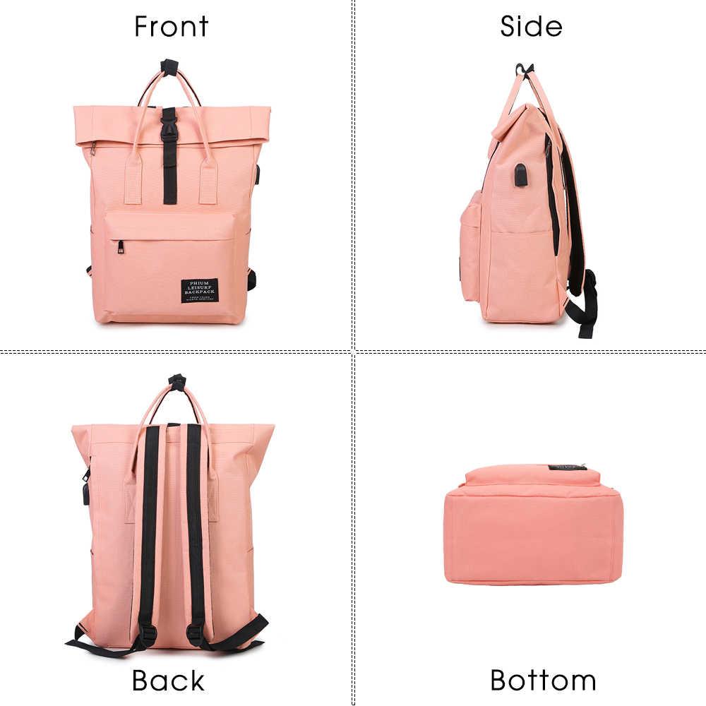 Ttou Ba Lô Thời Trang Nữ Giải Trí Lưng Hàn Quốc Nữ Ba Lô Casual Du Lịch Học Nữ Cổ Điển Bagpack Túi Đựng Laptop
