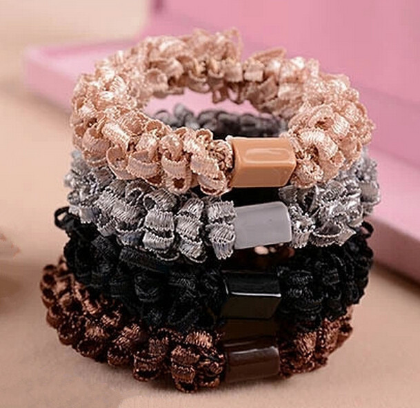 2015 New Fashion Popcorn Fabric Ponytail Holders Hair Accessories Girl Women Big Elegant Rubber Band Tie Gum 100% tested good working high quality for y320ab01c2lv0 1 logic board 98% new