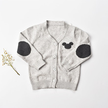 Cotton Toddler Cardigans [3 Styles]