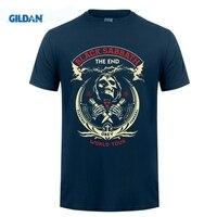 GILDAN T Shirt Design Pattern Black Sabbath Classic Heavy Metal Rock T Shirt T Shirt For