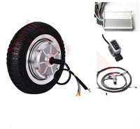 9 350W 36v Single Shaft Electric Wheel Motor Kit Electric Scooter Conversion Kit Electric Motor For